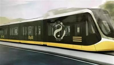 天水有轨电车1号线四段线路公布,快看这次经过你家吗?