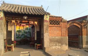 宝坻区北城墙