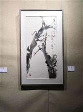 """""""写意中国"""",想说爱你不容易―浅谈""""国家画院作品2018′滁州展"""