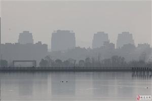 是雾还是雾霾?