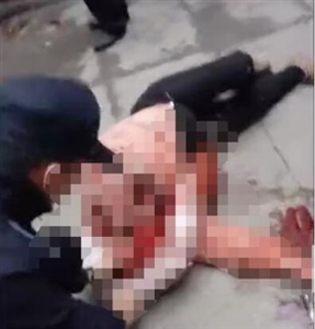 【警情】今天,宜宾一男子砍伤前妻,自缢身亡!