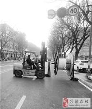吕梁:市区多条道路改造工程完工