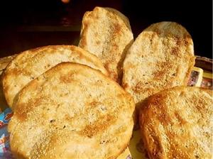 【东台地方传统美食】――安丰烧饼