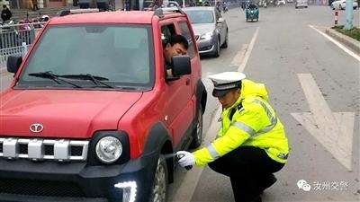 致全市电动三、四轮车驾驶人的一封信(附查处的部分违法上路三、四轮车)
