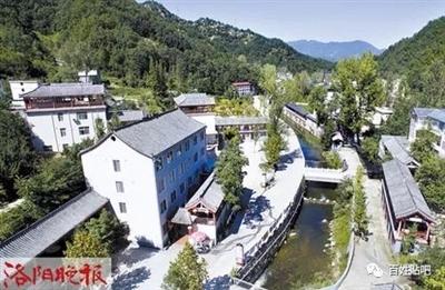 栾川这两条沟荣获洛阳市沟域经济建设年度考核第一和第二名