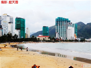 玩海浪吃海鲜在越南芽庄撒个欢