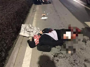 关于昨夜发生在新县广场附近车祸有感――写给新县司机们