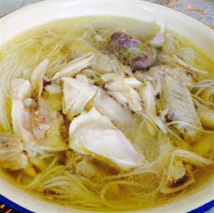 冬至来雨庭刘姐智慧菜场免费吃鸡汤面!