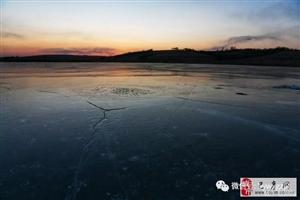苏城巴彦摄影之寒江-丁良