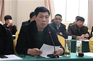 县工商联召开出资参建商会大厦动员会