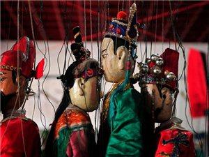 合�的非物�|文化�z�a之提�木偶