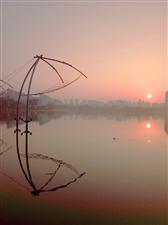 龙池湖晨曦