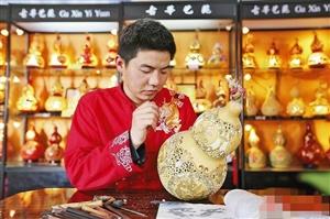 合阳非物质文化遗产之洽川葫芦雕刻技艺