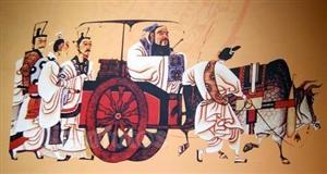 合阳故事――项村的传说