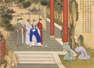 合阳故事――洽川处女泉的传说