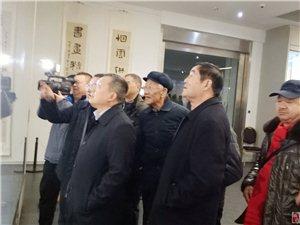 """""""山川翰墨――当代书法十人展""""正式开展"""