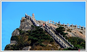 行走随拍――九华山之二花台景区(25)安徽池州市
