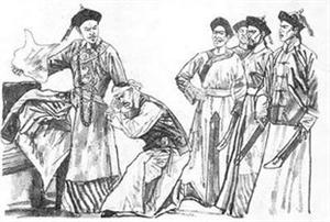 合阳故事――惩罚差人