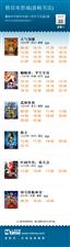 万博manbetx客户端苹果横店电影城东方百盛店12月22日影讯分享