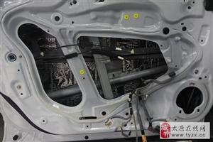 吕梁汽车音响改装 太原朗声本田歌诗图改装丹麦丹拿242