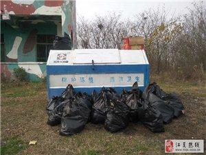 寒风凛冽,梁子湖边绿色马?#30528;?#20154;心