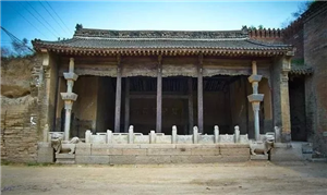 合阳故事――灵泉村