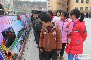 马关镇干部群众点赞改革开放40年发展变化