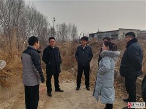 预计2019年1月7日前,清河县322个村积存垃圾将全部清理完成,进入