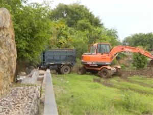 新英湾区开展建筑垃圾清理行动;