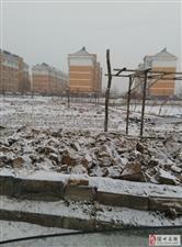 2018年冬天第一场雪