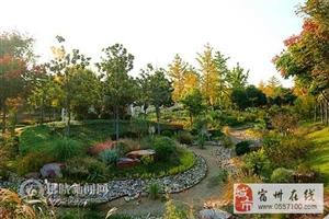 宿城滨河公园让人赏心悦目