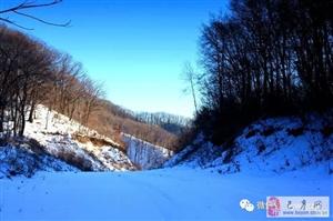 苏城巴彦摄影之塞北的雪-李德文