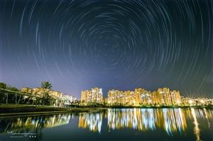 滁州大王星空之夜