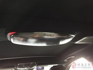 迈巴赫S450大柏林之声音响顶棚发光盖板旋转高音头带来愉悦的享受
