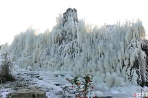 12月30-31日洛阳看冰挂三门峡观天鹅平安归来