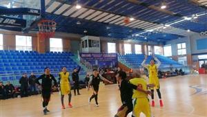 """滁州市举办2018年""""大江北""""城际篮球联赛"""