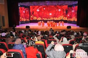 希望幼儿园庆祝改革开放40周年新年文艺演出精彩纷呈
