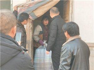 """合���_�^�v村�头龉ぷ麝��_展困�y群�安全越冬""""大走�L、送�嘏�"""""""