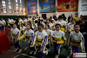 丹江口骄阳舞蹈中国街舞艺术教育考级花絮