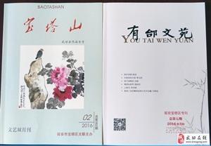 【绿野书院】一本书的成长 ―写在《有邰文苑》四岁  文/冯红梅