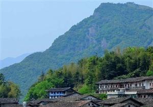 莆田一个深藏在深山中的古村落,从汉朝而来,依旧美得霸气!