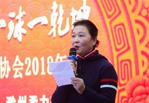 滁州柔力球运动协会2018年会精彩纷呈