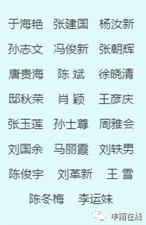 唐山23人获省中小学骨干校长荣誉称号