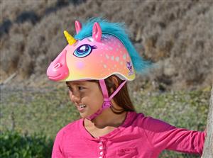 儿童头盔,正确选择与使用!