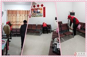 温情冬日,志愿敬老――永丰县志愿者协会走进石马第一敬老院