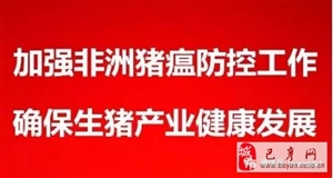 【巴彦县畜牧兽医局】关于奖励举报违法违规贩运生猪、病死猪及猪产品的通告