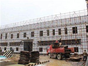 开化工业园区杨村片区正在崛起!多个项目火热建设中