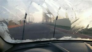 车前窗玻璃的霜网友们有啥好的除霜办法吗?