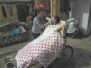"""十余年如一日照顾植物人丈夫""""好妻子""""闫芳候选1月""""中国好人"""""""
