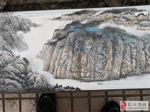 李元德先生《千里三峡图》惊艳画展 / 梁春云